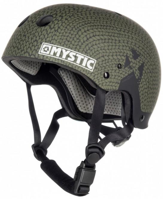 MYSTIC MK8 X Helm 2018 army - XL