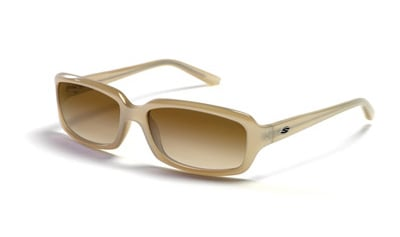 SMITH CHARM Sonnenbrille pearl gloss/brown shaded