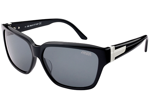 SMITH JETT Sonnenbrille black/grey
