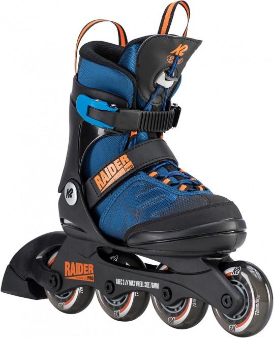 K2 RAIDER PRO Kinder Inline Skate - 35-40