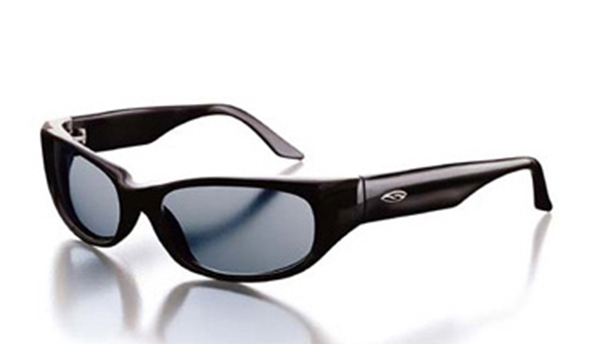 SMITH DUO Sonnenbrille black/grey