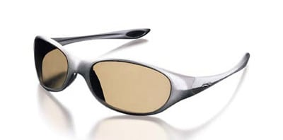 SMITH RIVAL Sonnenbrille titanium/brown