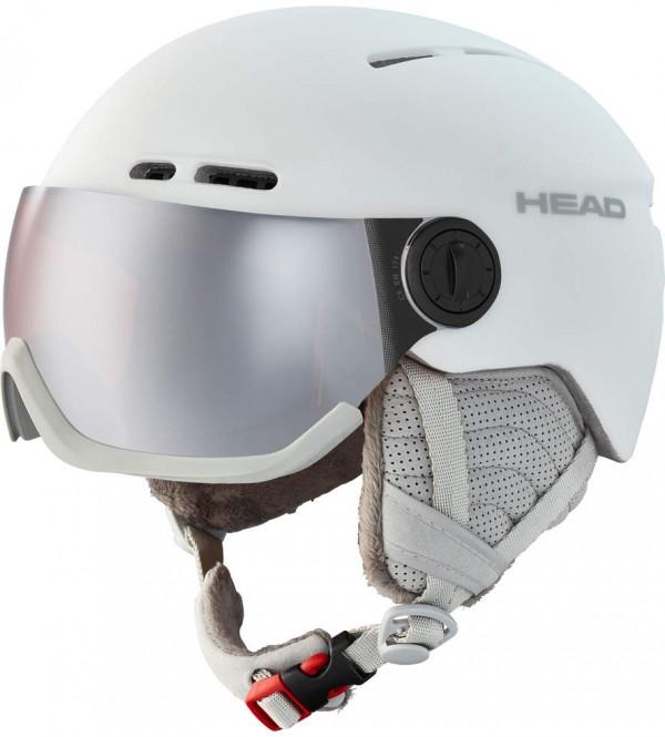 HEAD QUEEN Helm 2021 white - XS/S