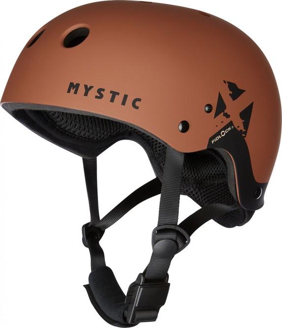 MYSTIC MK8 X Helm 2021 rusty red - S