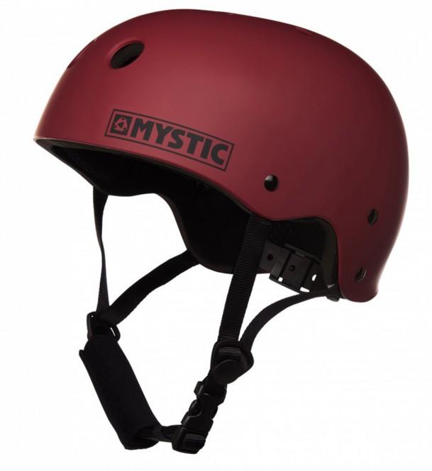 MYSTIC MK8 Helm 2019 dark red - S