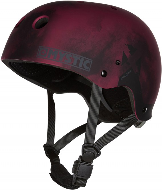 MYSTIC MK8 X Helm 2020 oxblood red - XL