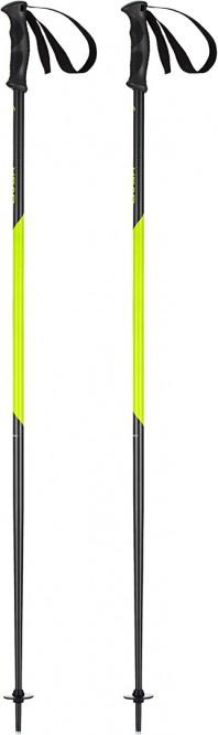 HEAD MULTI S Ski Stöcke 2019 anthracite/neon yellow - 120