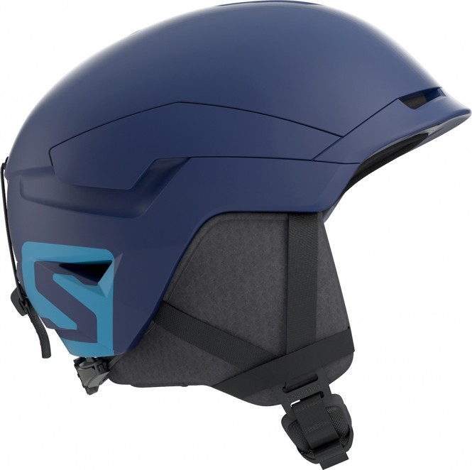 SALOMON QUEST ACCESS Helm 2020 dress blue/hawaiian blue - M