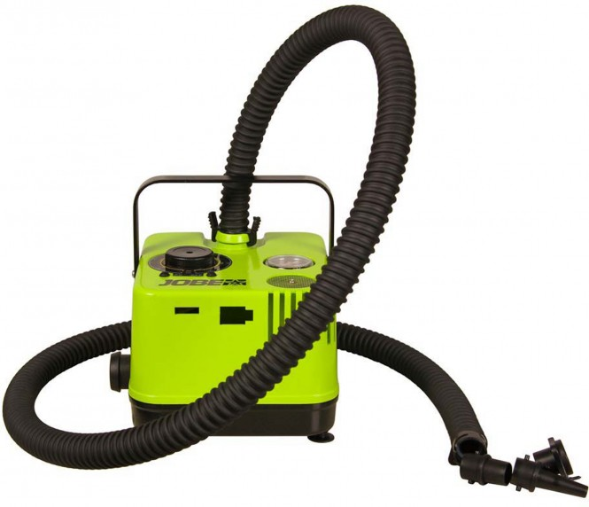 JOBE PORTABLE ELECTRIC AIR + UK PLUG Pumpe 2020