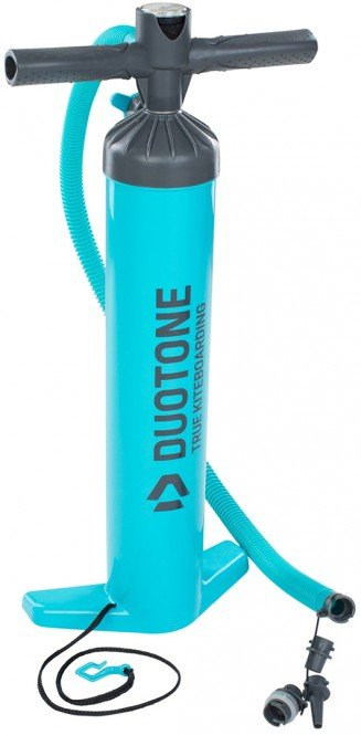 DUOTONE KITE Pumpe 2021 grey/turquoise - L