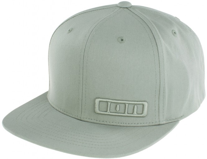 ION LOGO Cap 2021 shallow green