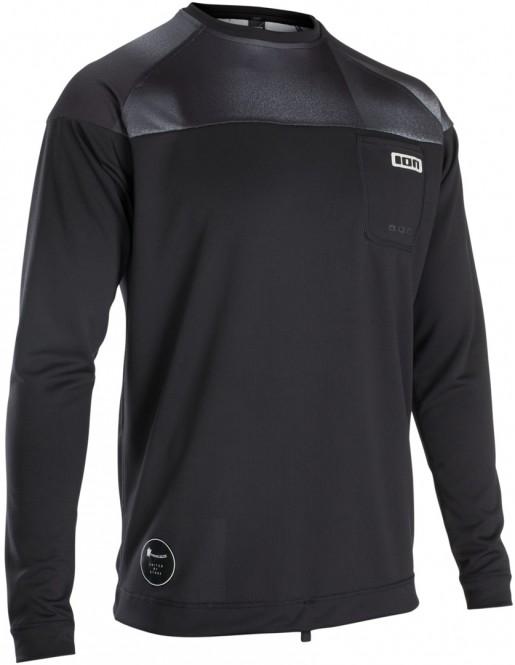 ION WETSHIRT LS Lycra 2020 black - XL