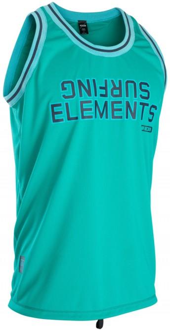 ION BASKETBALL TANK Lycra 2020 blue - S