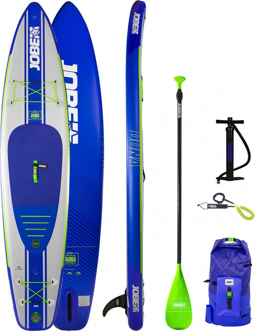 JOBE AERO DUNA SUP BOARD 11.6 Package 2020