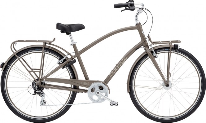 ELECTRA BICYCLE CO. TOWNIE COMMUTE 8D EQ Fahrrad thunder grey