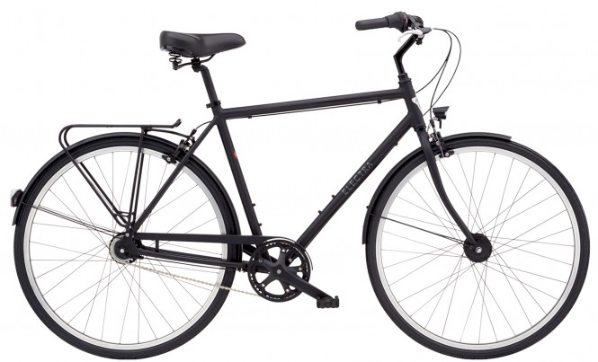 ELECTRA BICYCLE CO. LOFT 7i EQ M Fahrrad matte black