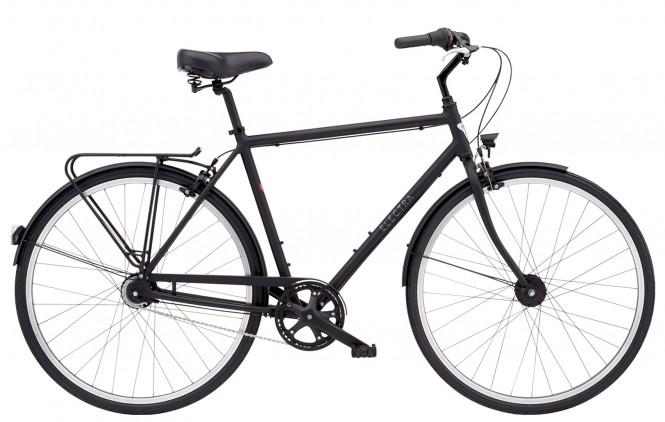 ELECTRA BICYCLE CO. LOFT 7i EQ L Fahrrad matte black