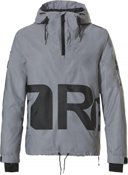 REHALL ALEX-R Jacke 2021 reflective grey - L