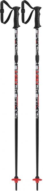 LEKI RIDER VARIO Ski Stöcke 2019 black