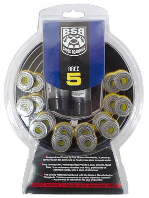 BSB ABEC 5 16er Pack Kugellager 2021