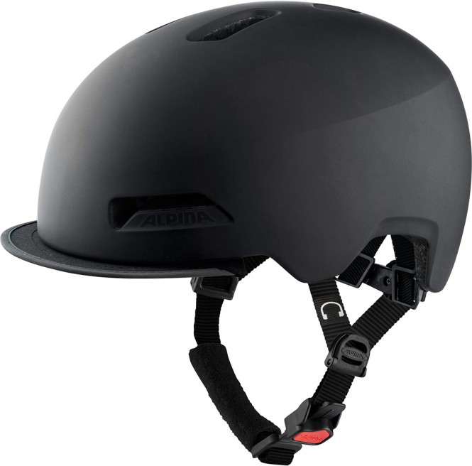 ALPINA BROOKLYN Helm 2021 black matt - 52-57