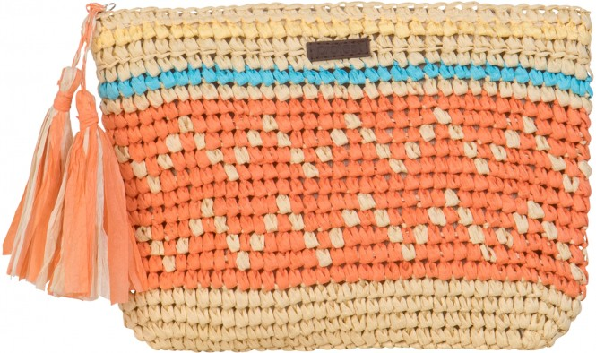 PROTEST RANDALL Clutch Tasche 2019 coconut