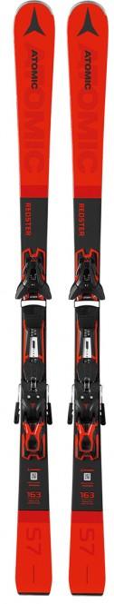 ATOMIC REDSTER S7 Ski 2020 inkl. FT 12 GW black/red - 170