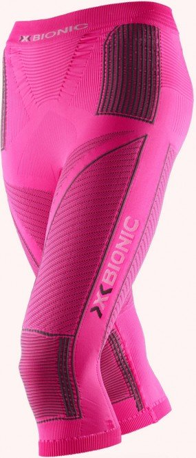 X-BIONIC ACCUMULATOR EVO WOMEN Hose Medium 2018 pink/charcoal - XS