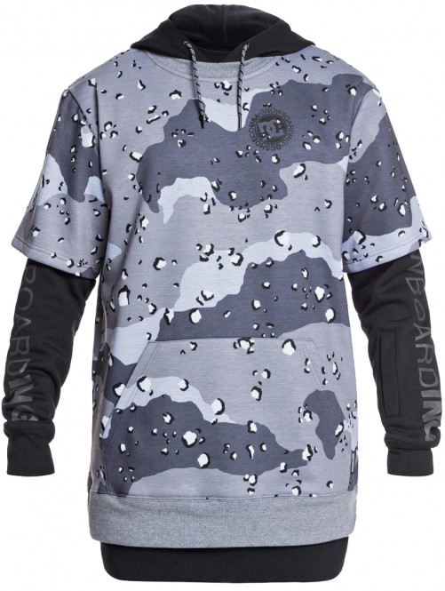 DC DRYDEN Hoodie 2021 highrise - S