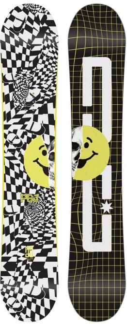DC PBJ WIDE Snowboard 2021 - 155W