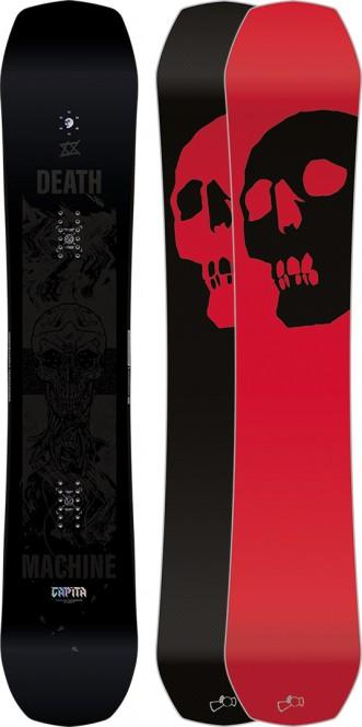 CAPITA BLACK SNOWBOARD OF DEATH Snowboard 2021 - 156