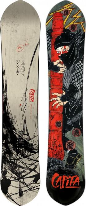 CAPITA KAZU KOKUBO PRO Snowboard 2021 - 160