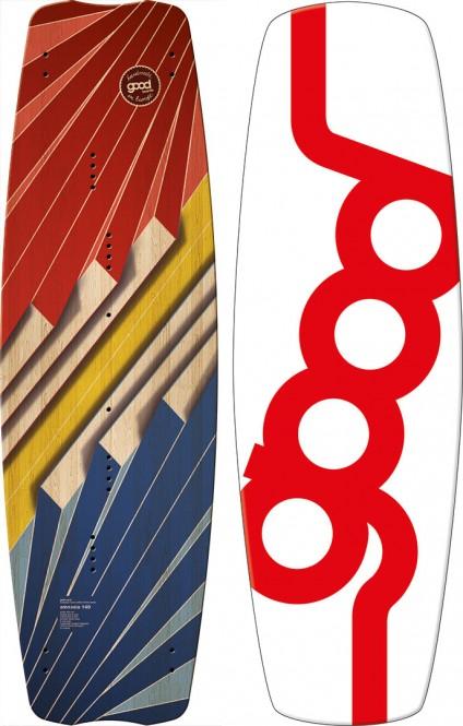 GOODBOARDS AMNESIA Kiteboard 2020 - 140