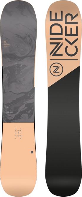 NIDECKER ANGEL Snowboard 2021 - 155