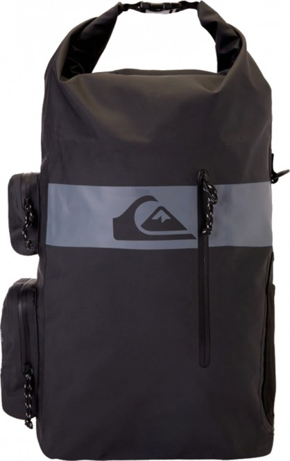 QUIKSILVER EVENING SESH Rucksack 2021 black