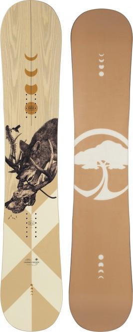 ARBOR CADENCE ROCKER Snowboard 2021 - 147