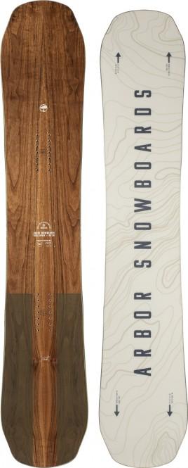 ARBOR CODA CAMBER Snowboard 2021 - 159