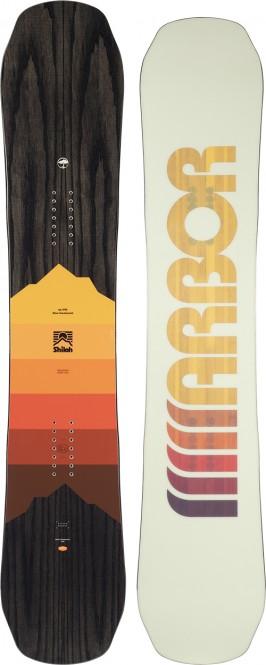 ARBOR SHILOH ROCKER WIDE Snowboard 2021 - 161MW