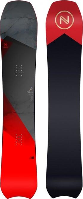 NIDECKER AREA Snowboard 2021 - 161