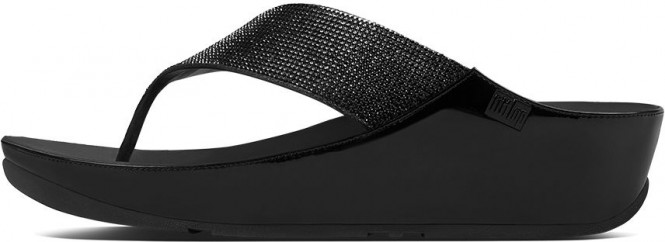 FITFLOP CRYSTALL 2018 black - 36