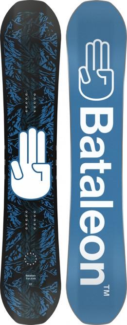 BATALEON FUNKINK WIDE Snowboard 2021 - 159W