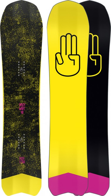 BATALEON PARTY WAVE Snowboard 2021 - 151
