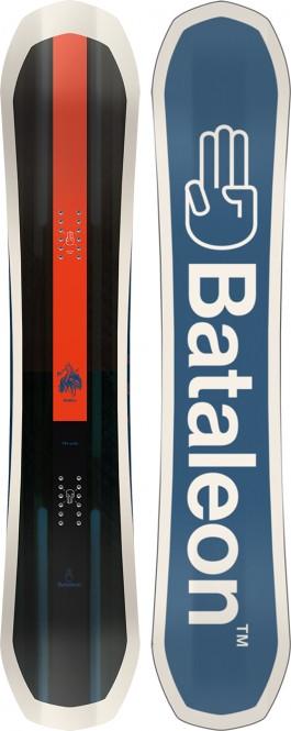 BATALEON STALLION WIDE Snowboard 2021 - 164W