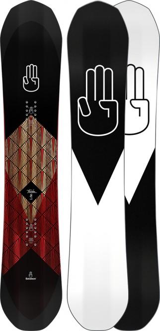 BATALEON THUNDER WIDE Snowboard 2021 - 159W