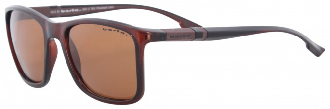 BASTA CHEESY Sonnenbrille brown/brown polarized