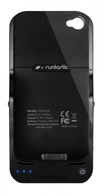 RUNTASTIC BATTERY PACK für iPhone 4