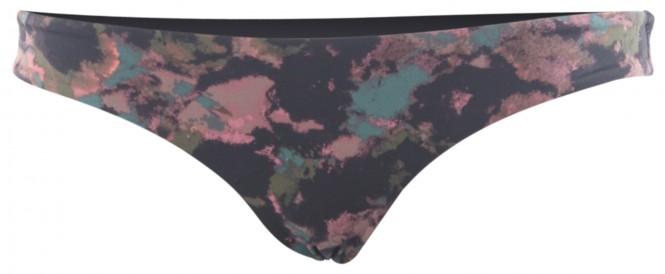 RVCA CAMO FLORAL CHEEKY Bikini Hose 2018 mauve - XS