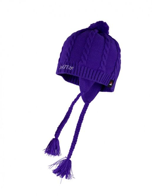 ZIMTSTERN CASSIOPEIA Beanie violet