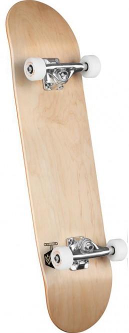 MINI-LOGO CHEVRON DETONATOR Skateboard natural – 8.0×31.45