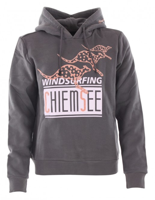 CHIEMSEE ANGEL FIRE Hoodie 2019 iron gate - S